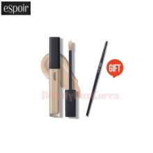 ESPOIR  Taping Concealer Long Wear 6.5ml [Pro Point Concealer Brush 118 Free Gift]